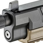 Springfield XDM 4.5 inch Threaded Barrel pistol front sight