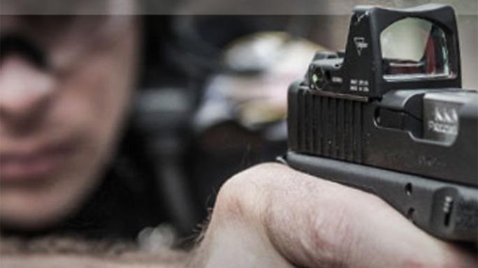 Trijicon RMR Type 2 sight