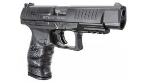 WALTHER PPQ M2 STANDARD SLIDE pistol right angle