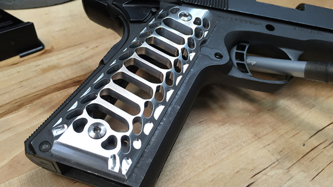 Valkyrie Dynamics Cobra Skeleton aftermarket grips