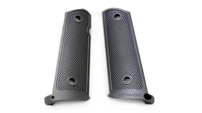 Archangel AA108 Aluminum Mag Well aftermarket grips