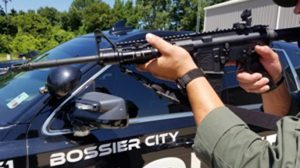 bossier city police battle rifle company carbines