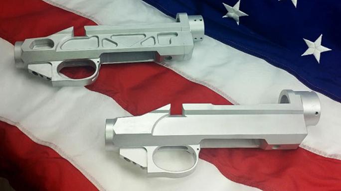 Best Damn Gun MODULAR REMINGTON 700 SHORT ACTION RIFLE CHASSIS