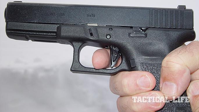 Caliber Dynamics Tomahawk Trigger flat face