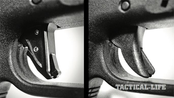 Caliber Dynamics Tomahawk Trigger comparison