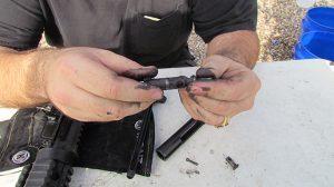 Gun cleaning gunk 5000 rounds