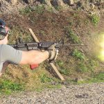 Gun cleaning battle rifle company M4