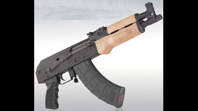 Century Arms Draco AK47 PISTOL right angle
