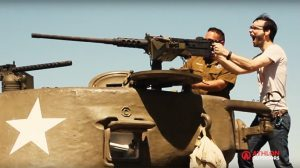 DriveTanks Shooting Tank