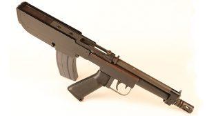 Gun Fails Bushmaster Arm Gun Rifle angle