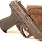 Gun Fails Heckler & Koch VP70 Pistol angled