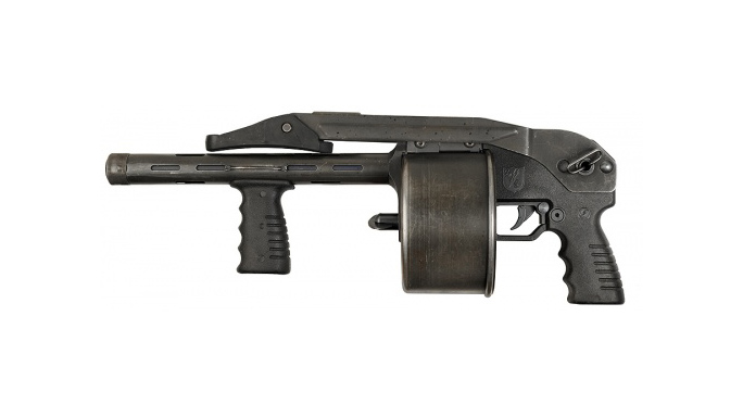 Gun Fails Streetsweeper shotgun imfdb
