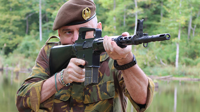 Gun Industry future AR-10 rifle