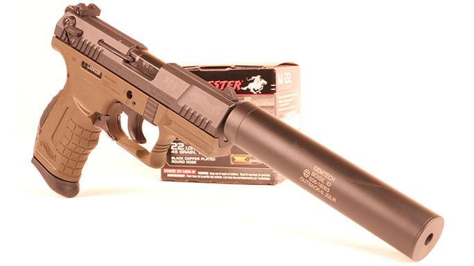 Gun Industry future supressor