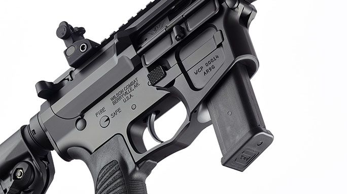 Wilson Combat AR9 rifle controls tactical-life