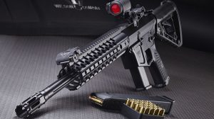 Wilson Combat AR9 rifle lead tactical-life