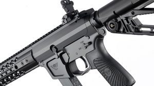 Wilson Combat AR9 rifle safety tactical-life