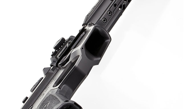 Wilson Combat AR9 rifle magazine well tactical-life