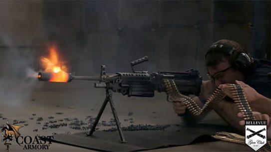 M249 SAW Suppressor Meltdown Silencerco