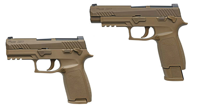 Is the Sig P320 Pistol Worthy of All the Post-Army Contract