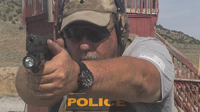 Sig P320 Pistol hype range
