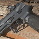 Sig P320 compact Pistol hype