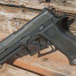 Sig P320 Pistol hype lead