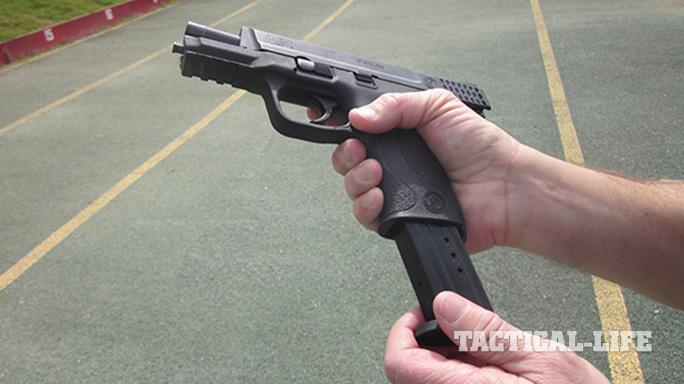 gun malfunction magazine