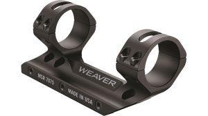 weaver premium msr mount