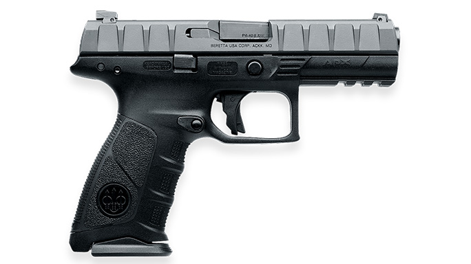 Beretta APX XM17 MHS Pistol right profile