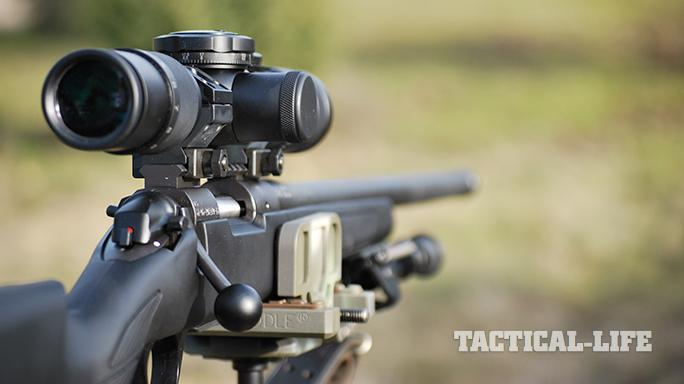 Bergara B-14 rifle features