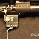 Bergara B-14 rifle trigger
