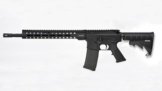 Colt Trooper Patrol Carbine 5.56mm rifle left