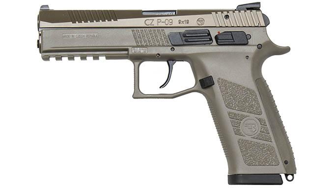 CZ P-09 MHS XM17 MHS Pistol