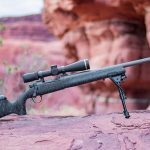 Christensen Arms Mesa Long Range mountain shot