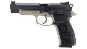 Bersa Thunder 9 Pro XT competition pistol
