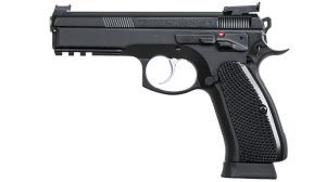 CZ 75 SP-01 Shadow Target II competition pistol