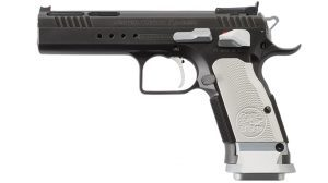 Tanfoglio Witness Limited Custom Xtreme competition pistol