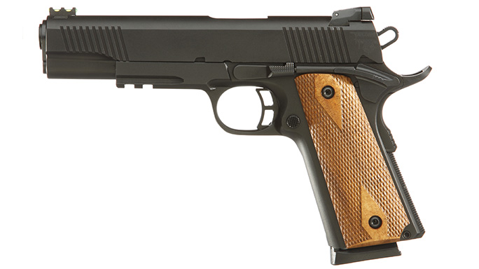 Taylor's & Co. 1911 Black Rock competition pistol