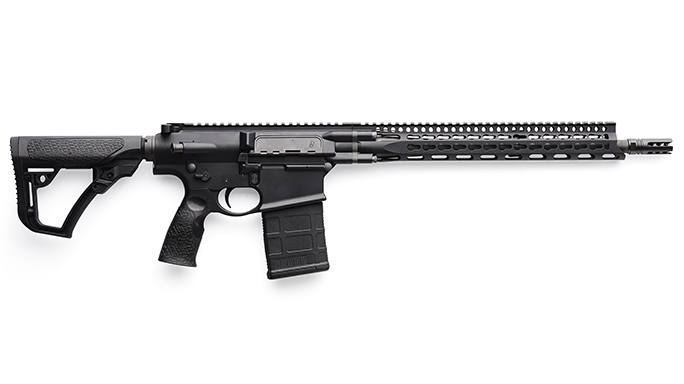 Daniel Defense DD5V1 308 rifles