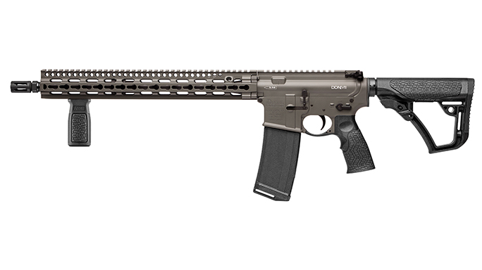 Daniel Defense DDM4V11 cerakote deep woods