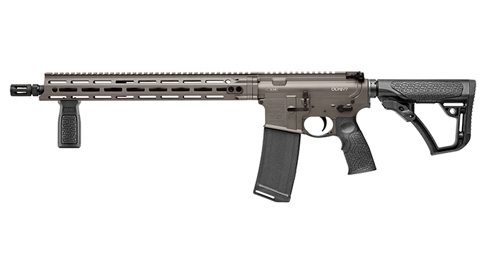 Daniel Defense DDM4V7 cerakote deep woods