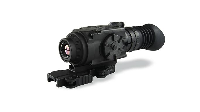 FLIR ThermoSight Pro Series sight left angle