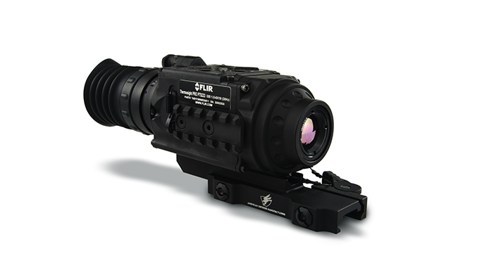 FLIR ThermoSight Pro Series sight right angle
