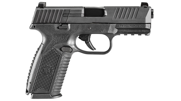 FN 509 XM17 MHS Pistol right profile