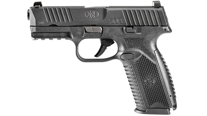FN 509 XM17 MHS Pistol