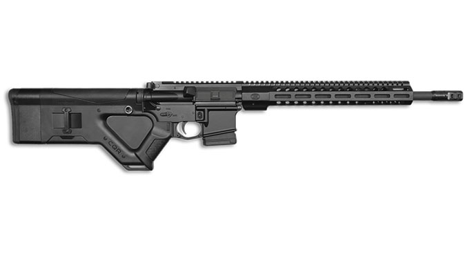 FN 15 Tactical II CA rifle right profile
