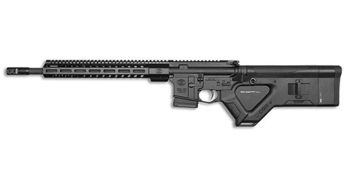 FN 15 Tactical II CA rifle left profile