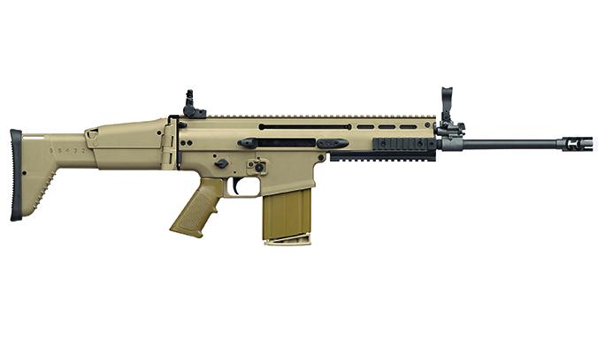 FN SCAR 17S 308 rifles