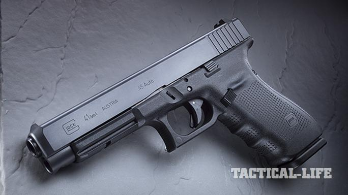 The G41 in  45 ACP Might be Glock's Most Versatile Pistol